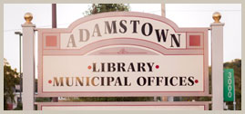 Adamstown Library and Municipal Offices